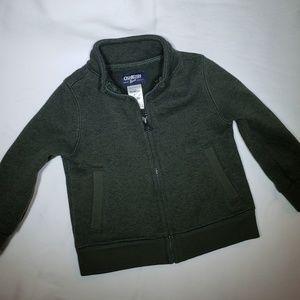 Oshkosh knitted fleece jacket